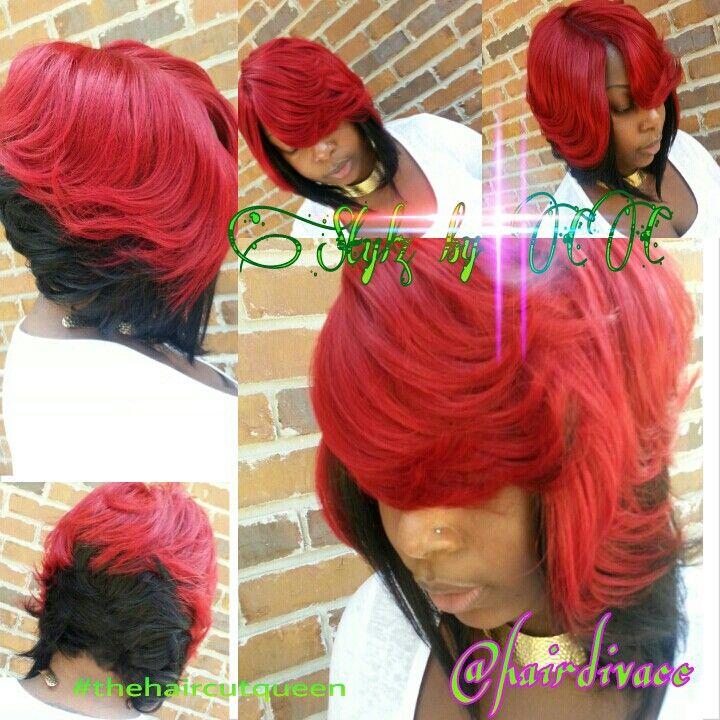 Wondrous Red Hair Bobs Hair Bobs And Red Hair On Pinterest Short Hairstyles Gunalazisus