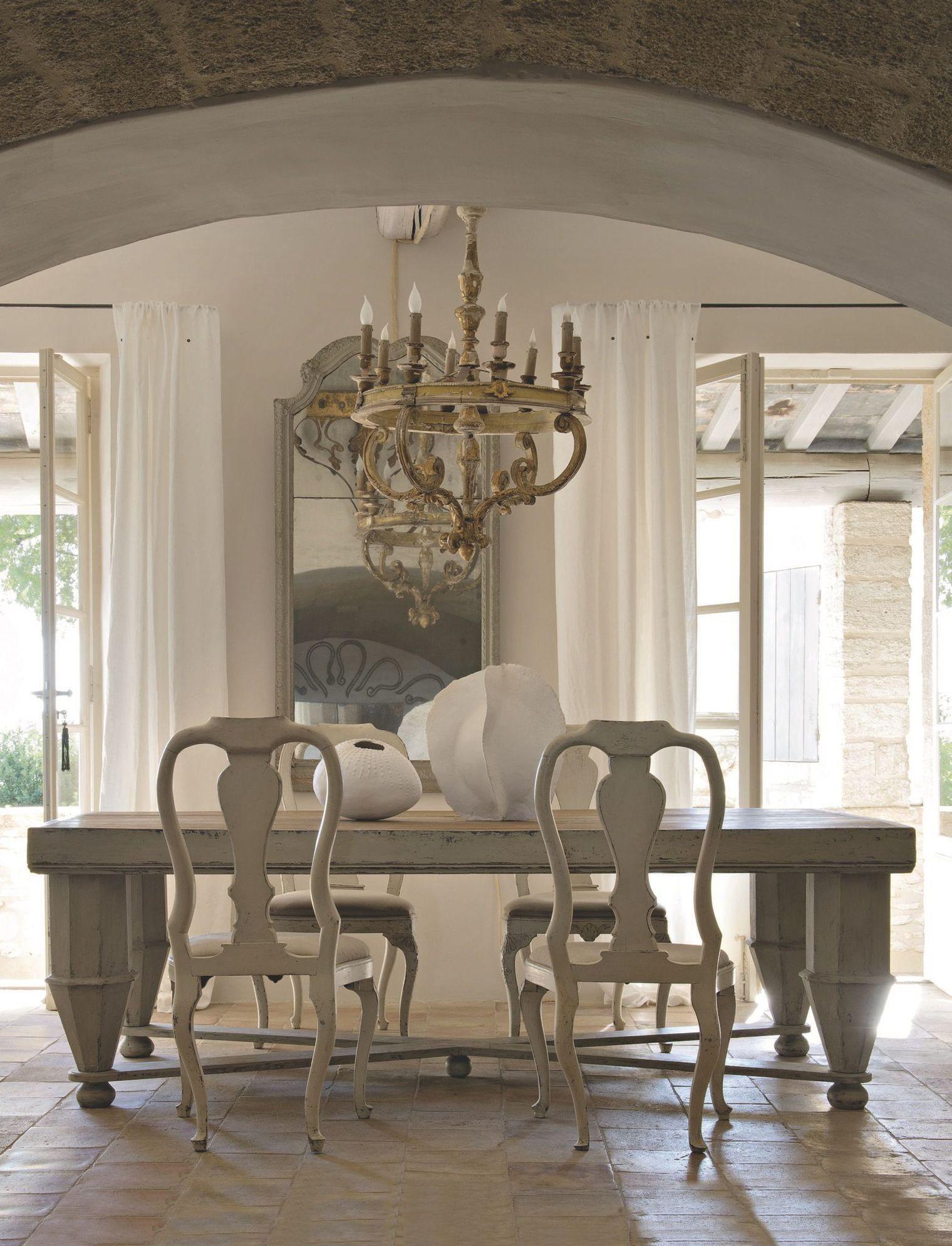 Http Www Cotemaison Fr Maison Famille Deco En Provence Maison