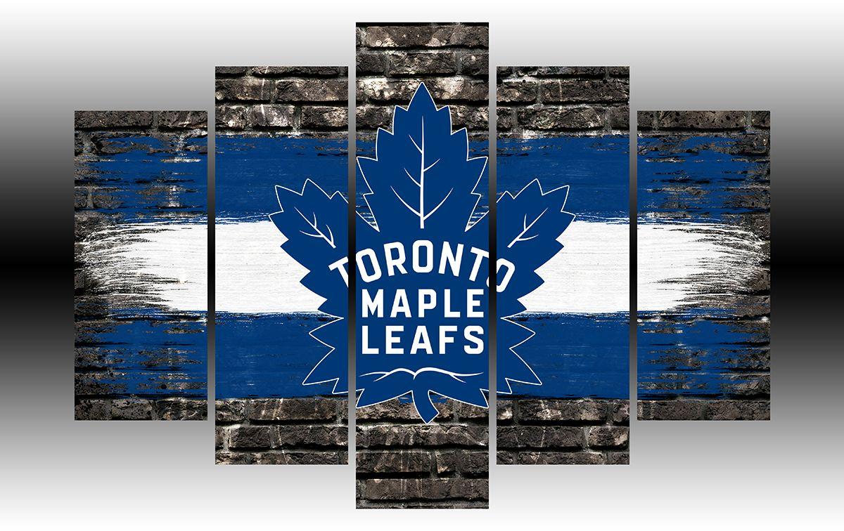 Toronto Maple Leafs Hockey Team Wall Art Toronto Maple Leafs Hockey Maple Leafs Maple Leafs Hockey