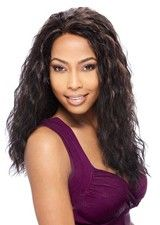 Beautiful Long Synthetic Lace Front Wig