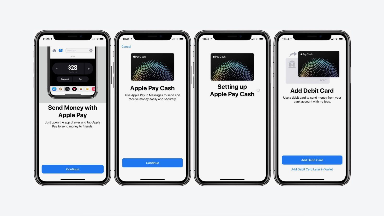 Apple pay cash international roll out appears imminent as