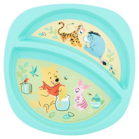 Baby | Toddler plates, Baby plates, Winne the pooh
