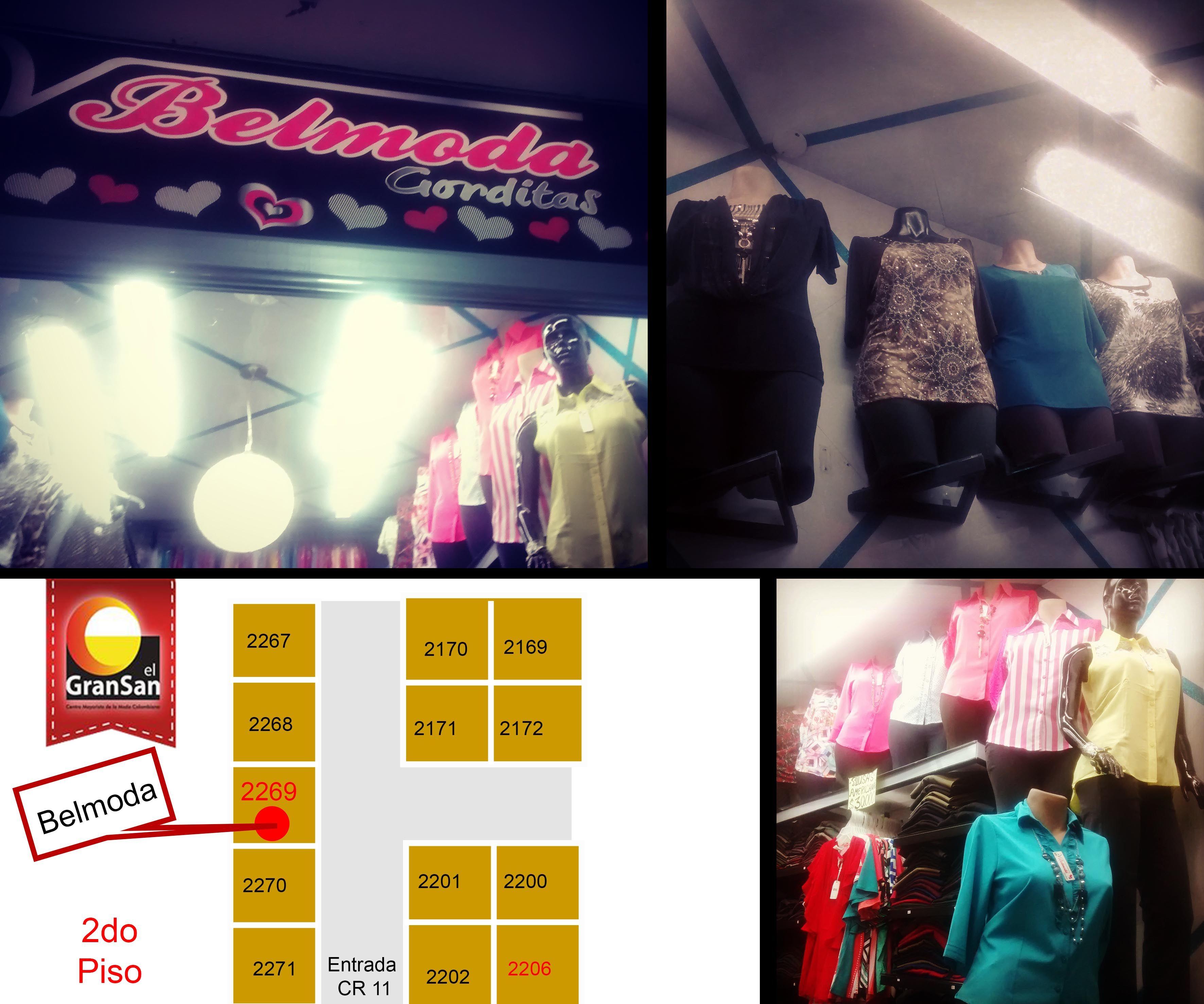 Ropa Original Todo Para Gorditas Tallas Grandes Gran Variedad De Colores Visitanos En El Gransan Local 2269 Tel 352 1257 Ropa Marca De Moda Pronto Moda