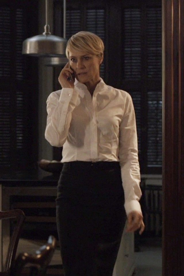 Claire Underwood In House Of Cards S02e12 On Claire Underwood