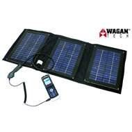 Wagan Tech 12w Epanel Solar Power Panel W Female Car Plug 15v 12w Charge Rate 0 77a Length 1 96 Width 9 44 Height Solar Power Panels Solar Solar Charger