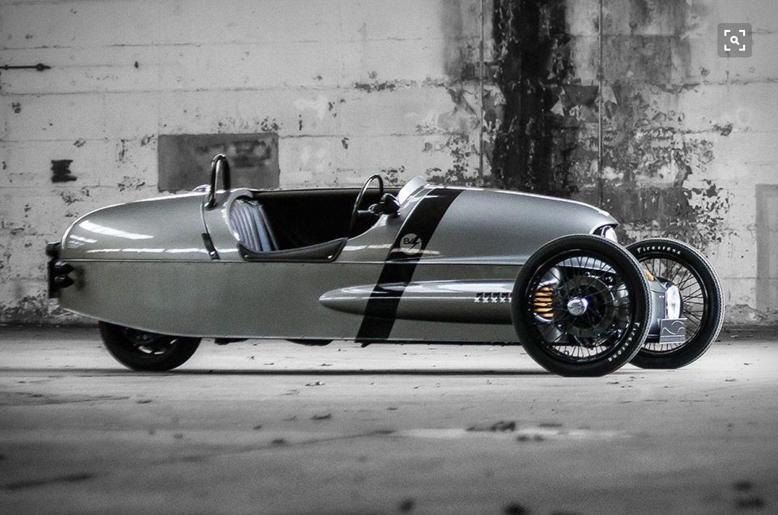 Morgan 3 Wheeler Electric