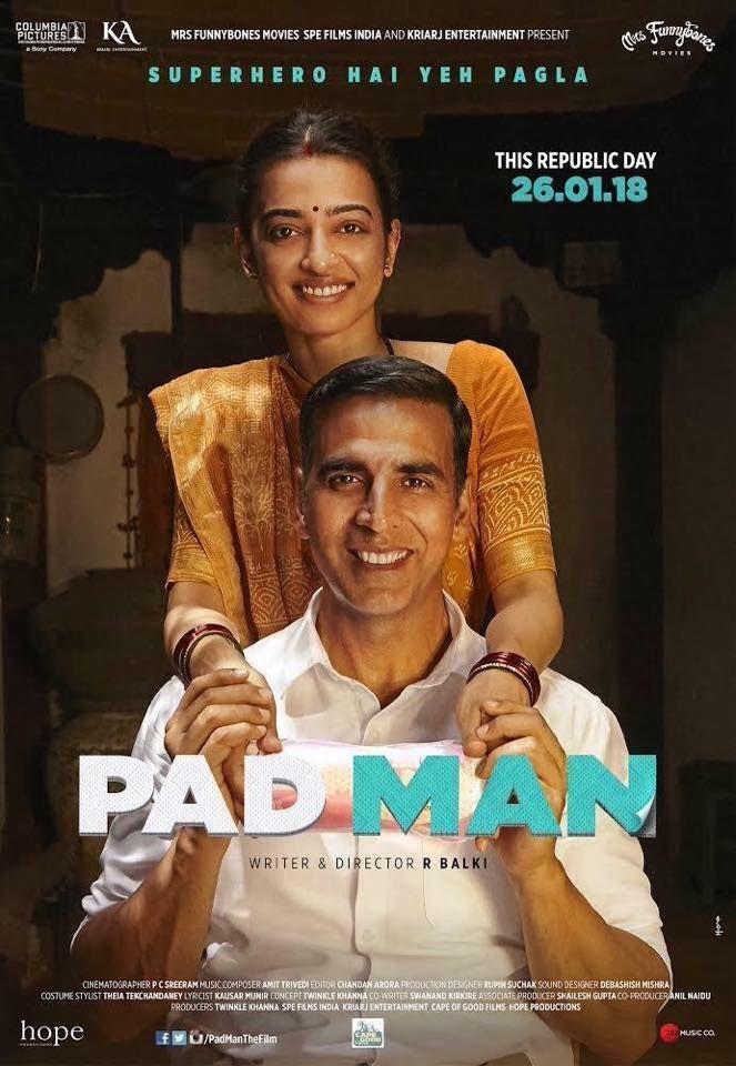 Aaj Se Teri: Lyrics Of Aaj Se Teri From Movie PadMan-2018 Lyricals