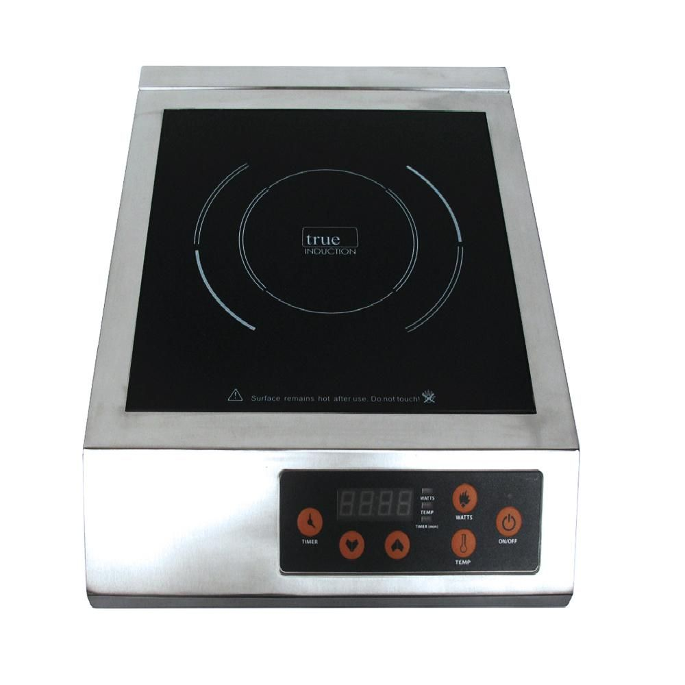 Induction Cooktop In Stainless Steel