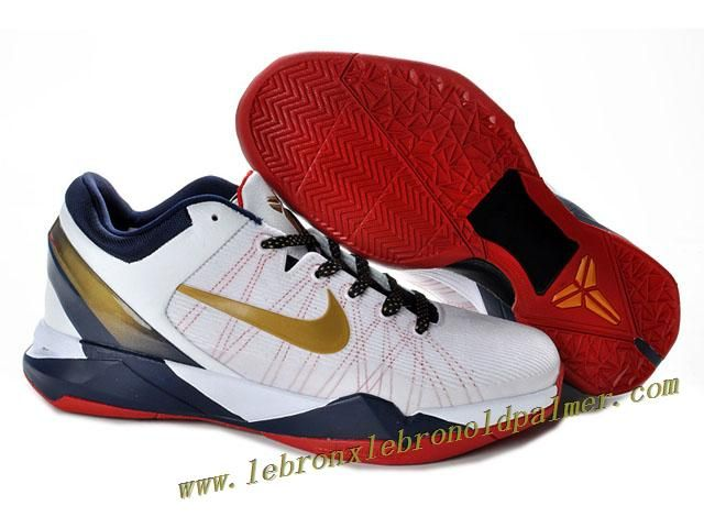 Nike Zoom Kobe VII Limited Olympic Gold Medal Shoes Hot