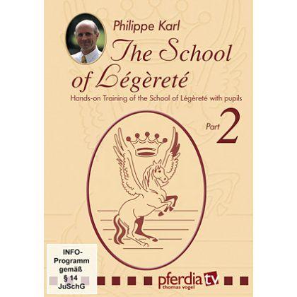 School Of Legerete Part 2 Dvd