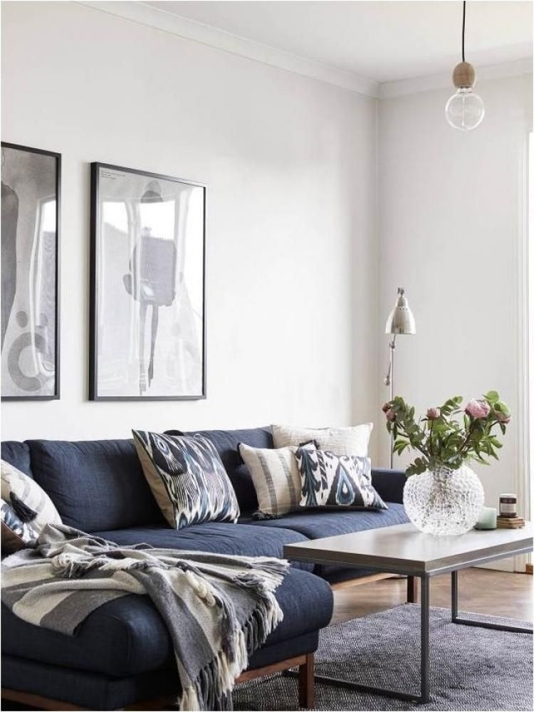 180 Incredible Sofa For Your Delux Living Room Ideas Blue Sofas Living Room Blue Couch Living Room Blue Sofa Living