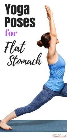8 yoga poses for flat and toned abs  yoga for beginners