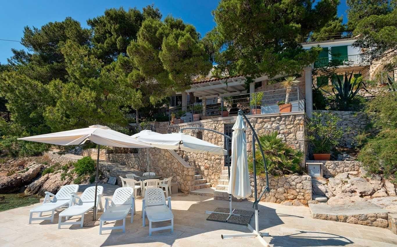 Hvar Croatia Villas Holiday Luxury Villa Hvar town