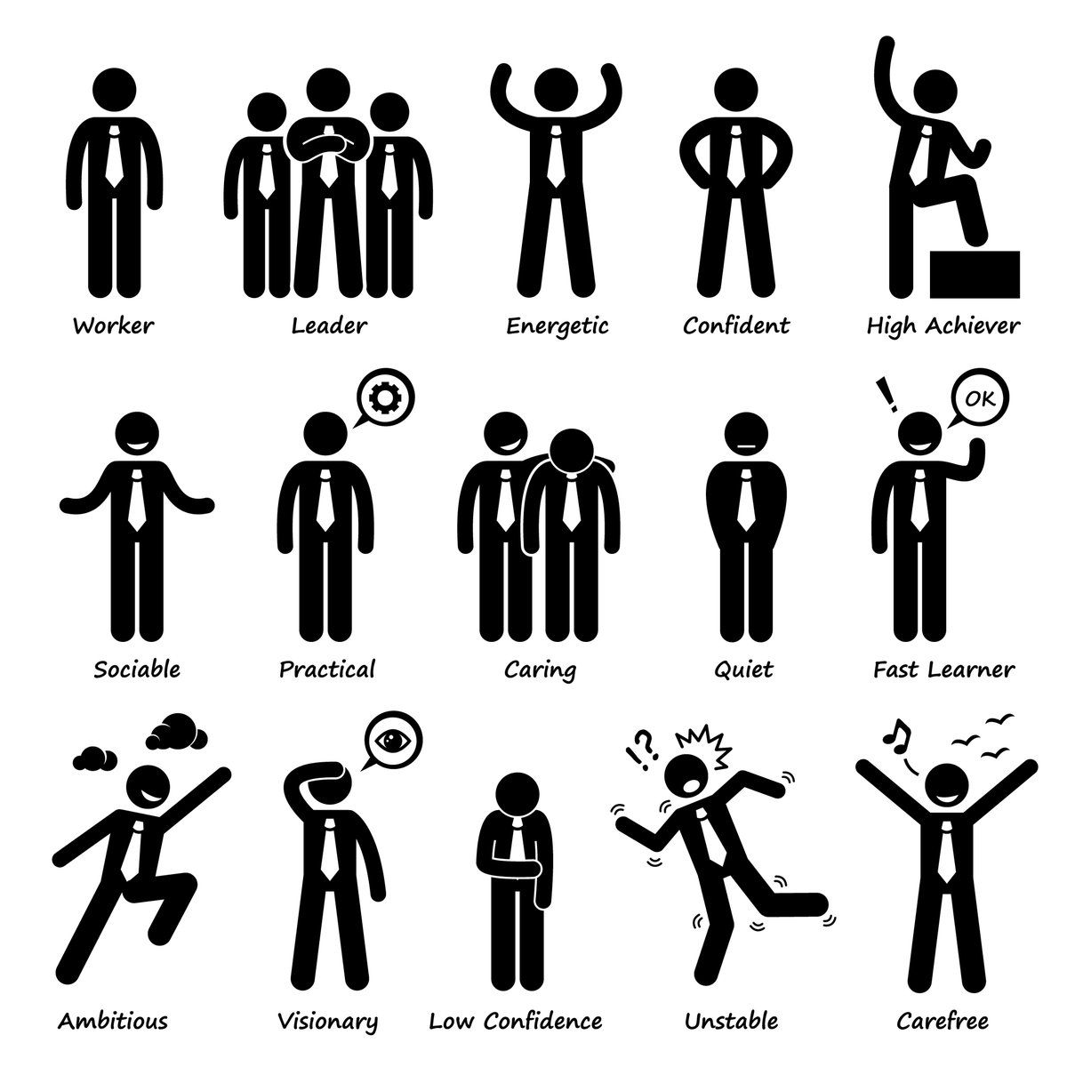 What is your leadership style assortment of stick figures what is your leadership style buycottarizona