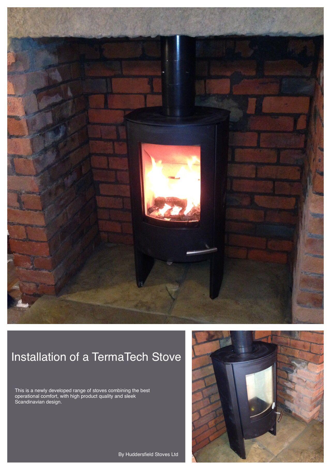 Termatech wood burning stove Termatech stoves