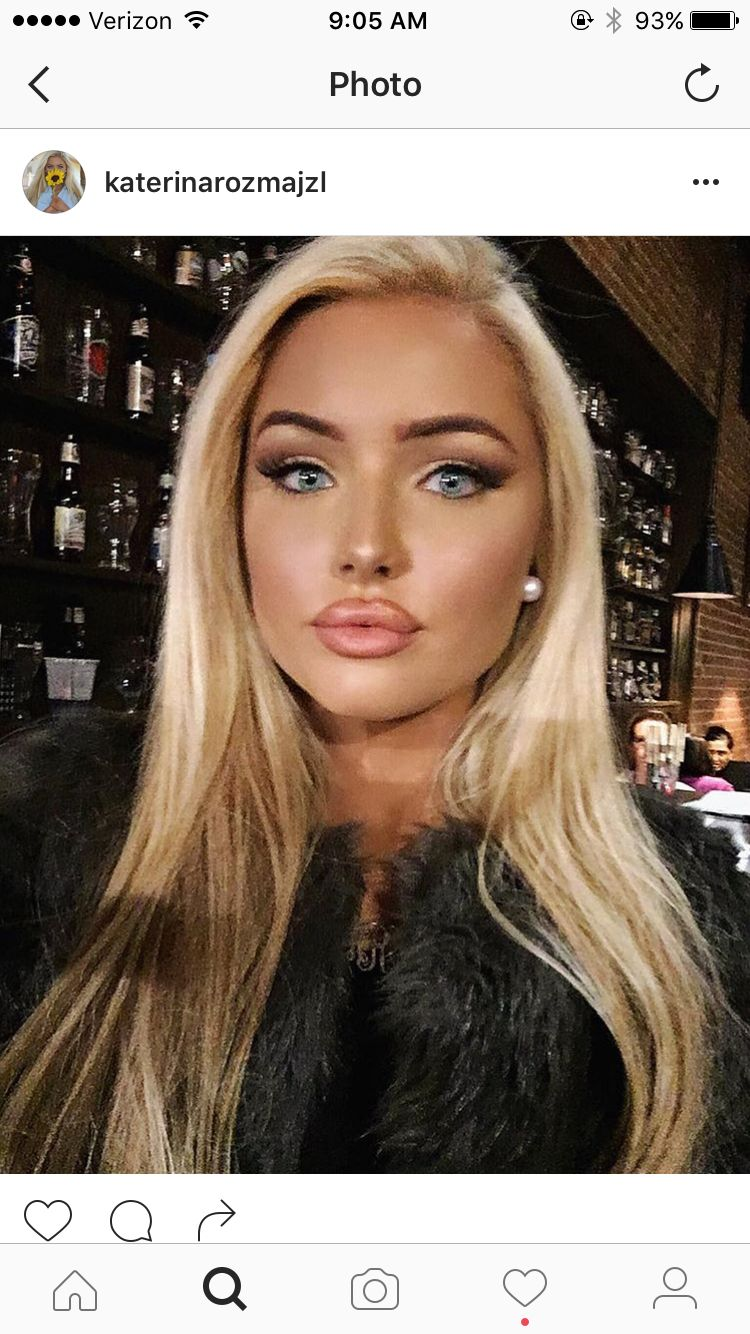 Katerina Rozmajzl Makeup Pinterest Makeup Beauty