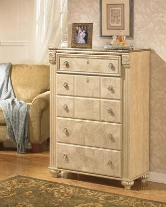 Ashley B34646 Saveaha Five Drawer   Bedroom Dressers Simple Ashley Bedroom Dressers Decorating Inspiration