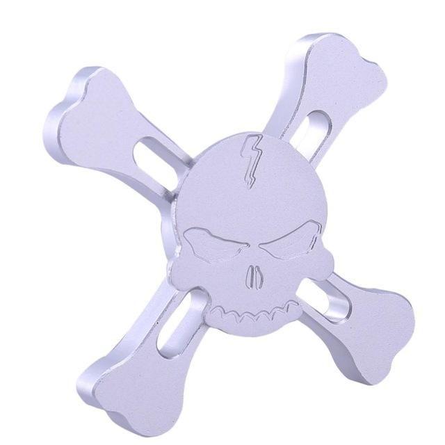 New Original Skull Torqbar Fid Spinner Hand Tri spinner For Adult