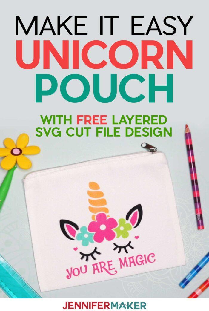 Download Magic Unicorn Head SVG - Flowers & Hearts - Free ...