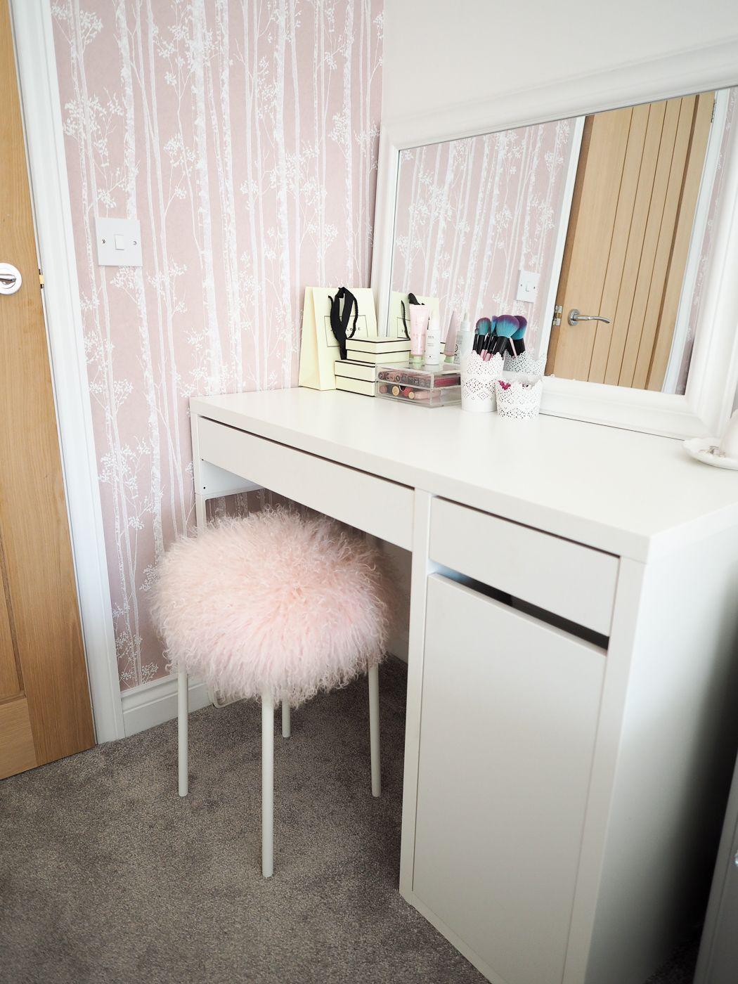 Bedroom Tour | Grey bedroom decor, Bedroom decor, Ikea ...