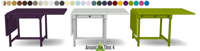 Around The Sims 4 Custom Content Download