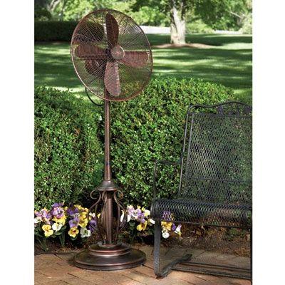 Keywest Outdoor Fan from Preferred Living on Catalog Spree