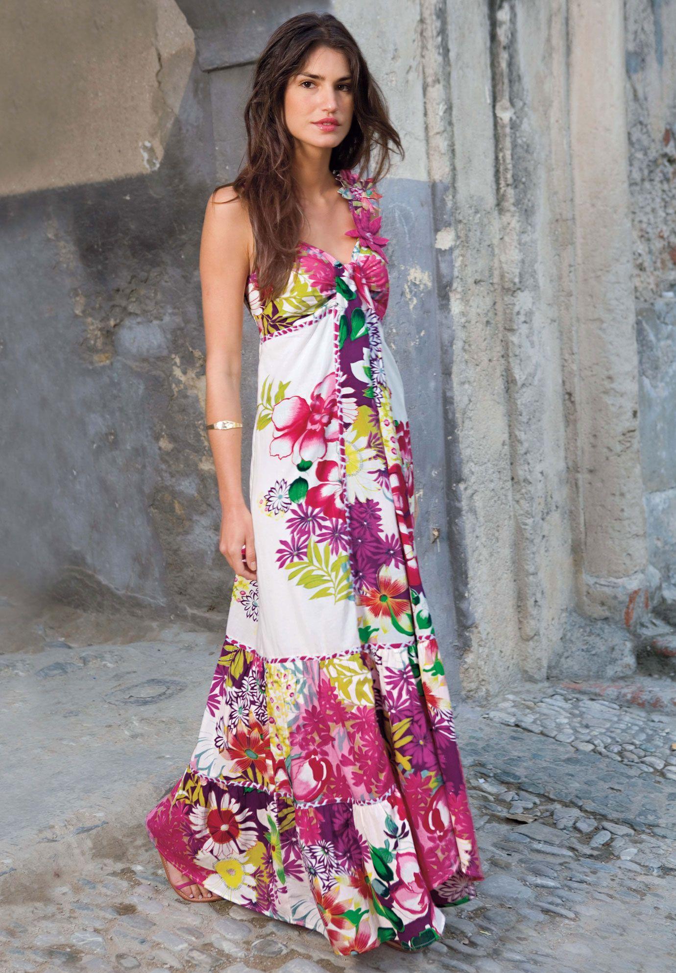 38f31b566d9a Фасоны летних платьев и сарафанов .   Одежда   Pinterest   Одежда