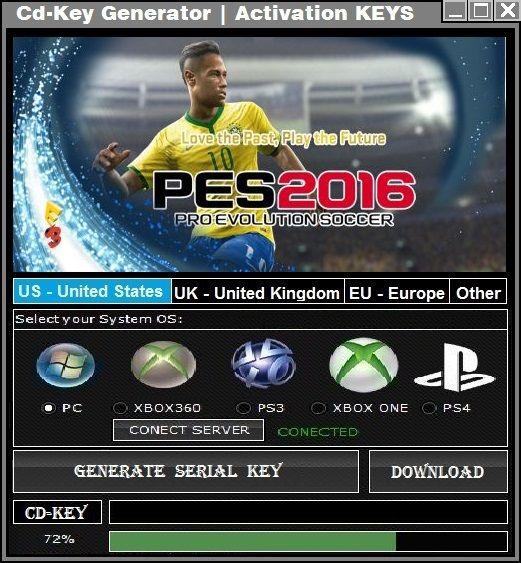 pro_evolution_soccer 2017 key activation download for pc