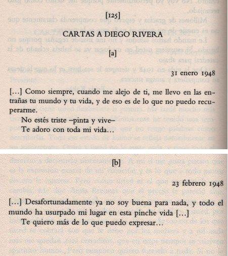 Cartas A Diego Rivera Frida Cartas De Frida Kahlo Frase De Frida Kahlo Frases De Frida Kalho