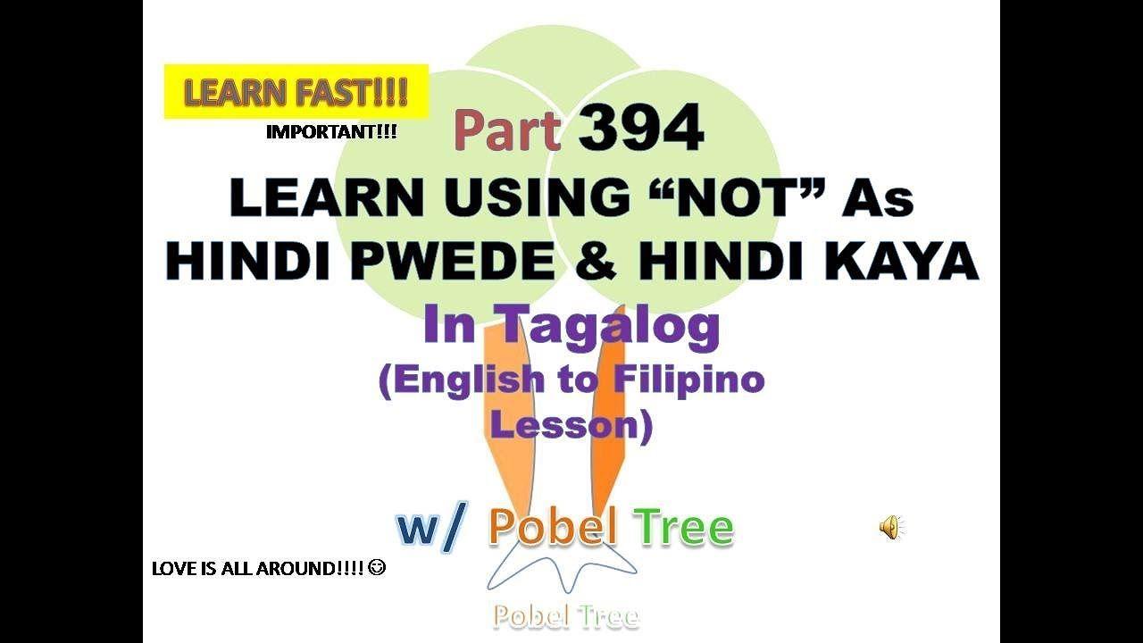 Pin on FREE (SPEAK IN FILIPINO EASILY) FILIPINO LANGUAGE