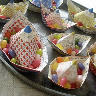 Kids Boat theme party