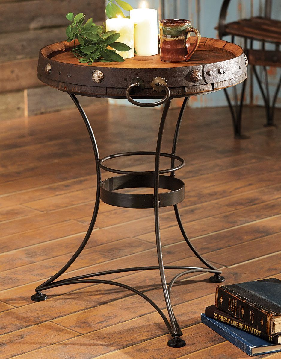 Western Style End Tables Modern Luxury Furniture Check More At Http Www