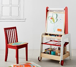 Kids Easel Pottery Barn Kids In 2020 Kids Art Easel