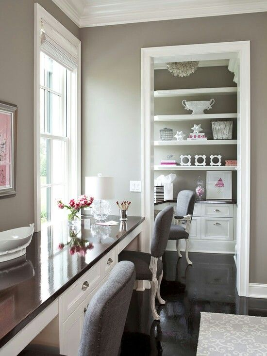 office space so elegant office interior design on best home office paint colors id=29931