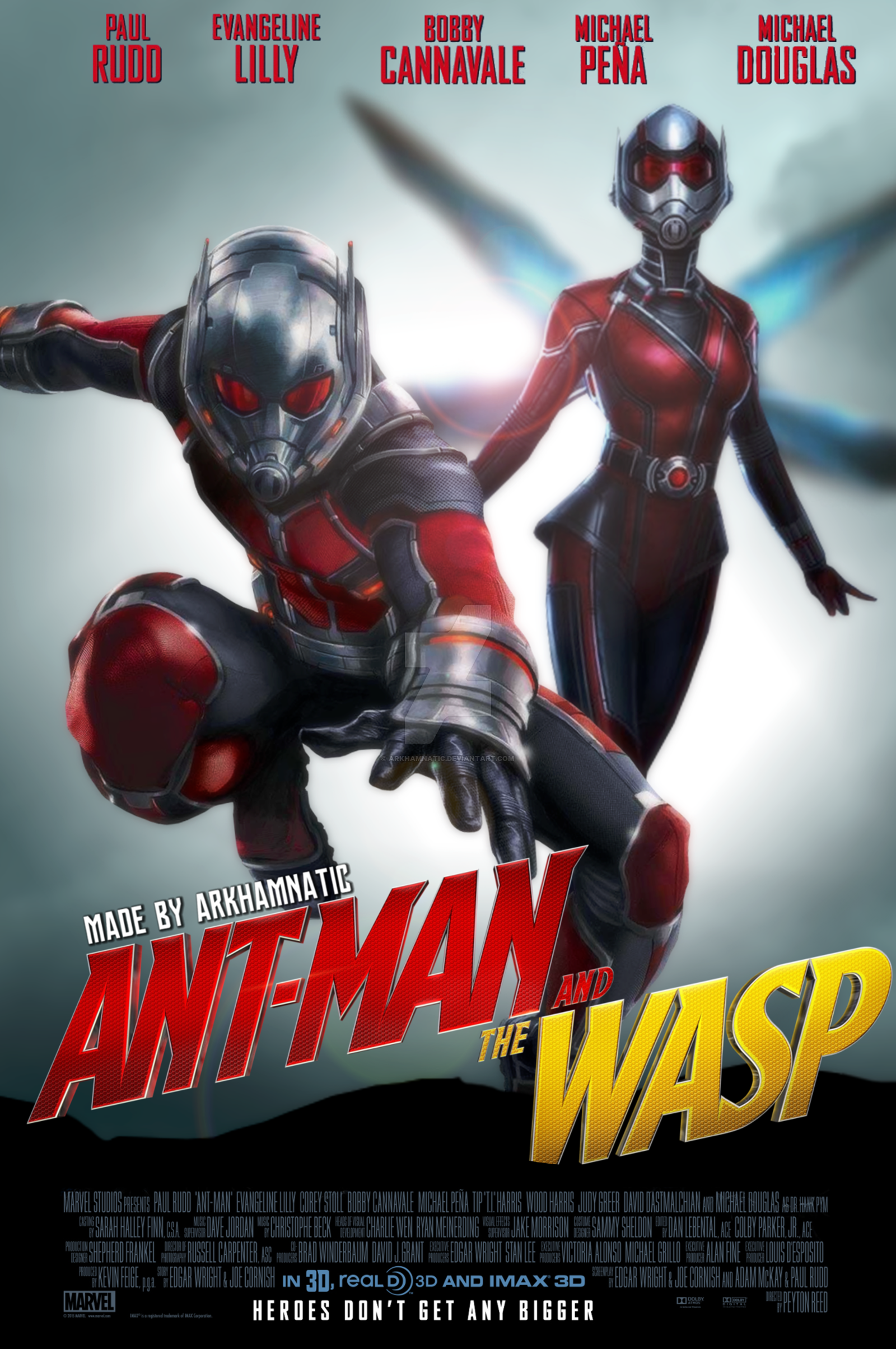 Ant Man And The Wasp Stream Online