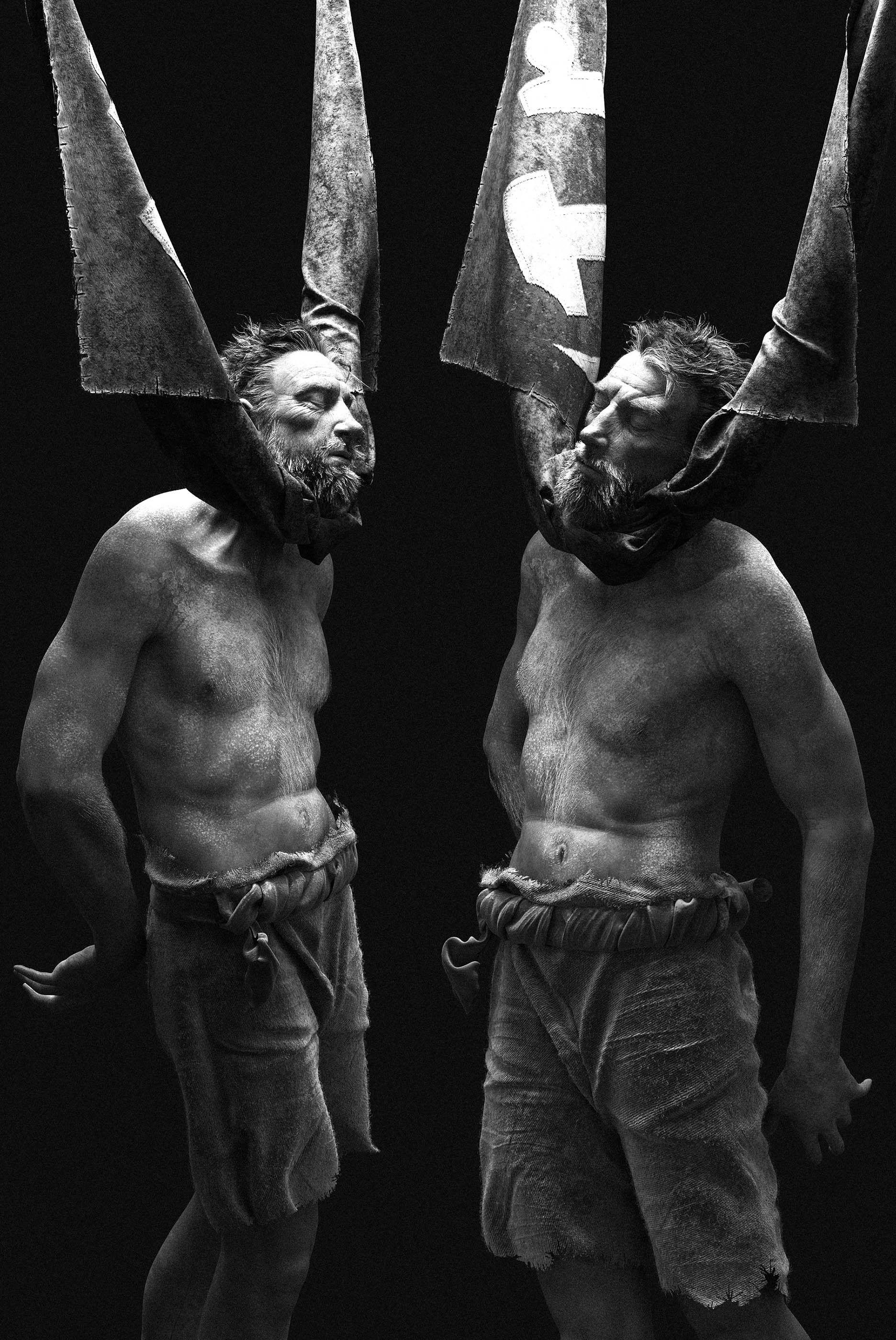ArtStation - An old man hanging himself , 长治 危
