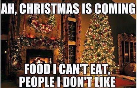 😂😂😂 and thanksgiving too!!! #veganmeme #veganhumor #Christmas 🐷 🐮 🐔 🐣 🐠 🐝 🐊 🐘 🐅 #vegan #veganism #savetheplanet #saveearth #savetheanimals #vegetarian #veganlife #veganfoodshare #cow #pig #chicken #fish #bee #tumblr #activist #activism #protein #vegangains #govegan #meat