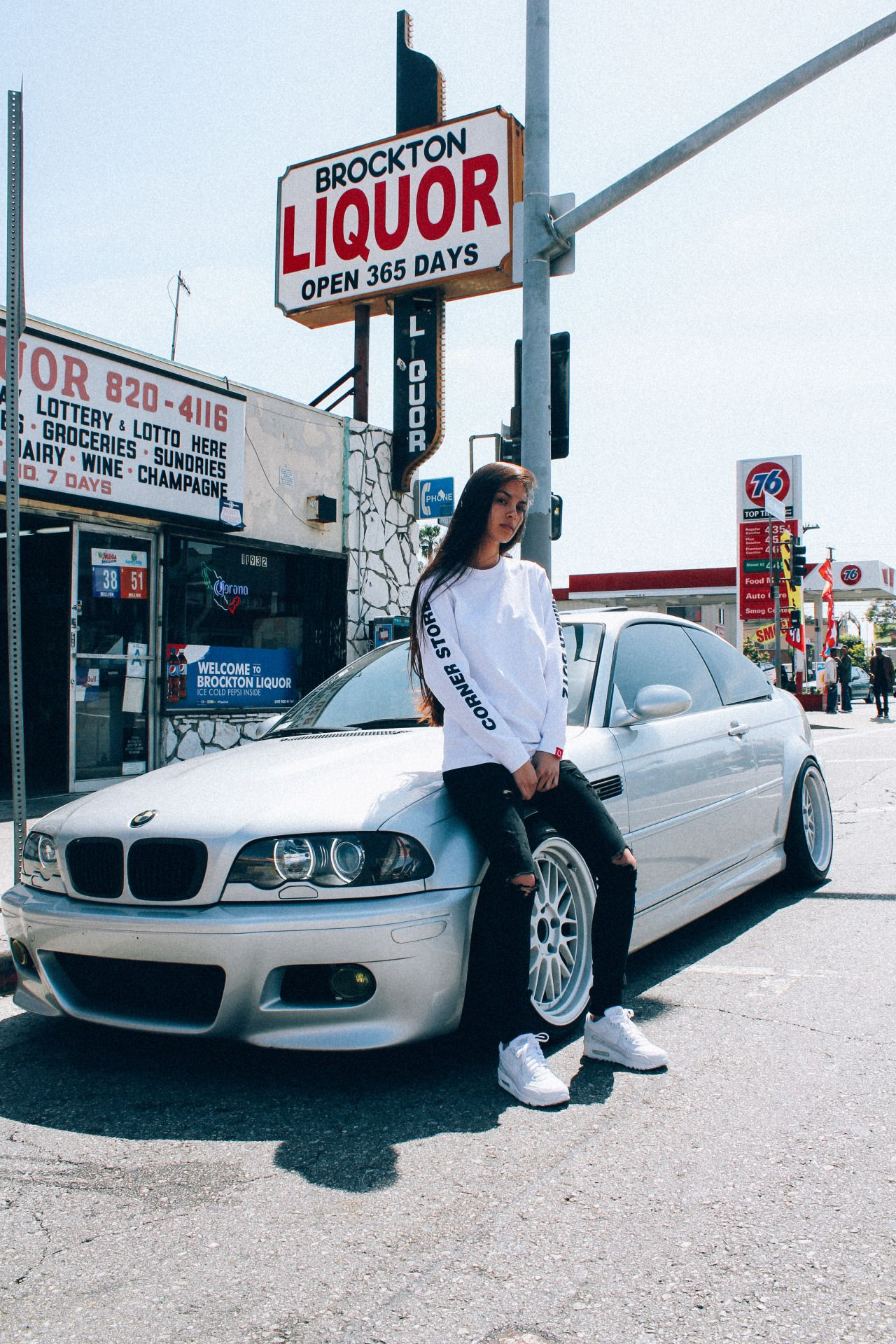 Bimmer Boyz™ L S now available Shot by
