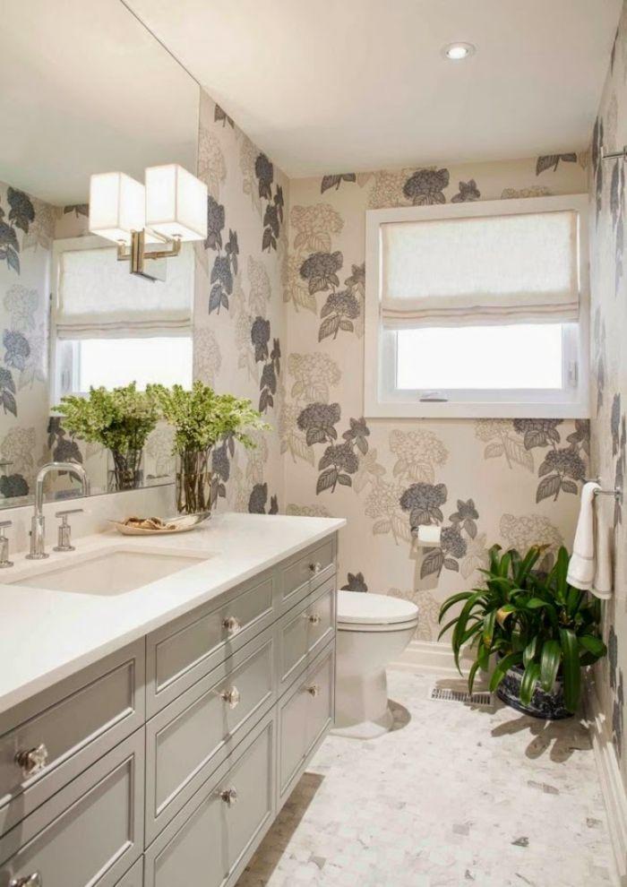 ▷ 1001+ Ideen für Badezimmer ohne Fliesen - ganz kreativ White - badezimmerwände ohne fliesen