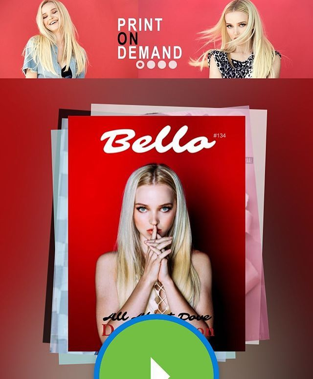All about Dove issue is now available for free inside BELLO mag App , and in print through www.bellomag.com/print #getitnow