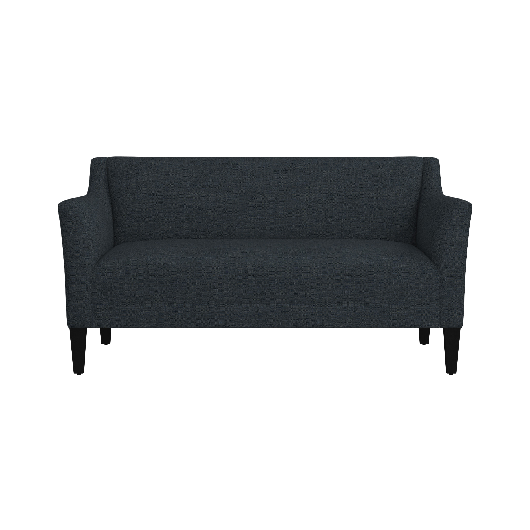 Margot ii sectional parts margot blue loveseat crate and barrel
