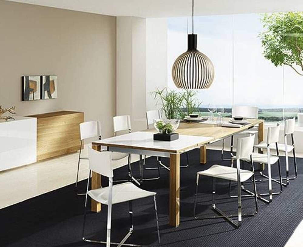 Light Over Kitchen Table Height With Images Unique Dining Room