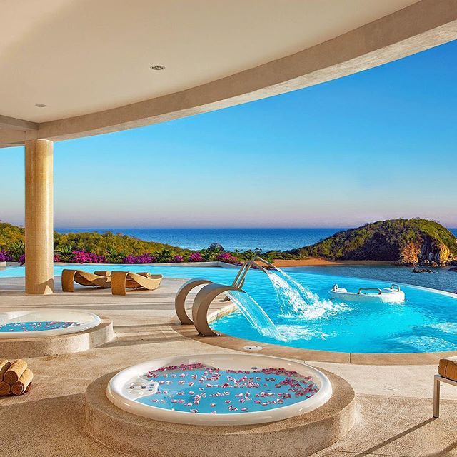 Secrets Resort Huatulco Mexico Follow Hotels For Most Amazing