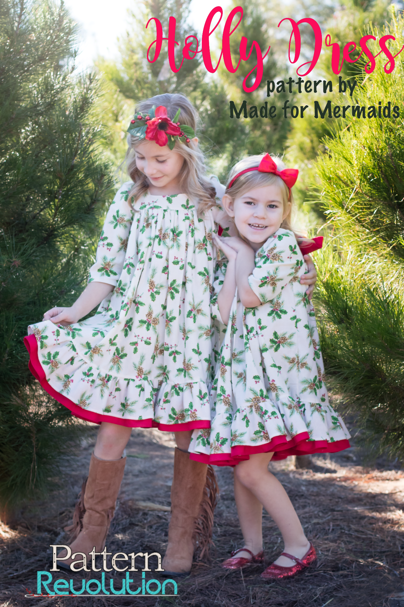 Holly Dress by Made for Mermaids