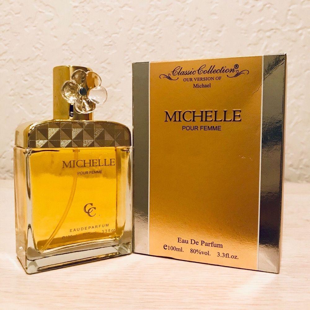 Details About Michelle Pour Femme Womens Perfume Eau De Parfum 33fl