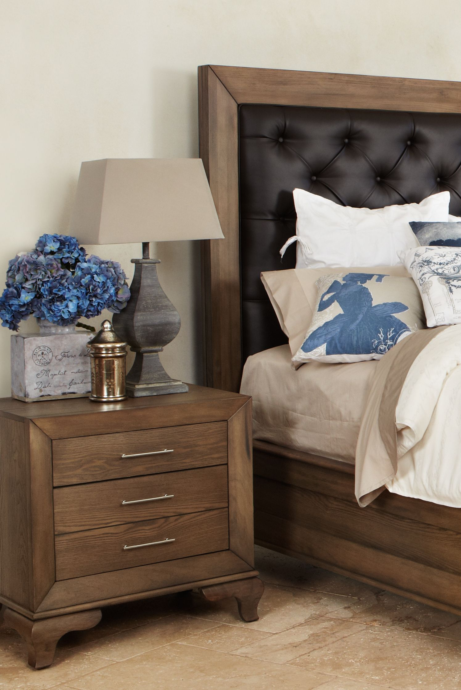 The Florence Classic bedroom suite with lots of clever