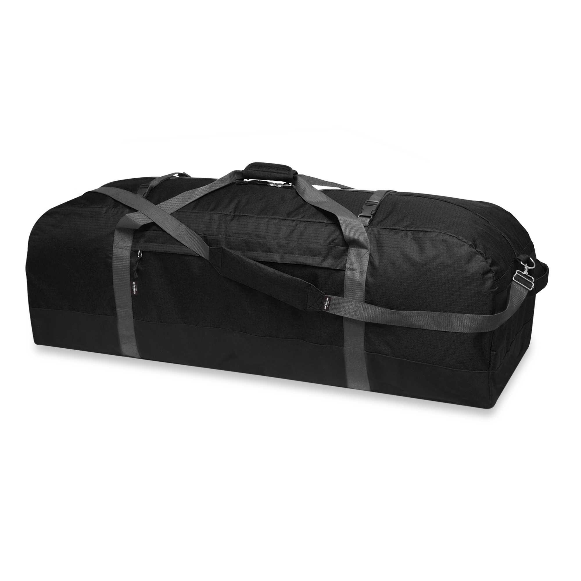 5cefa9e7f6fd Travelers Club® 48-Inch Jumbo Duffel Bag in Black
