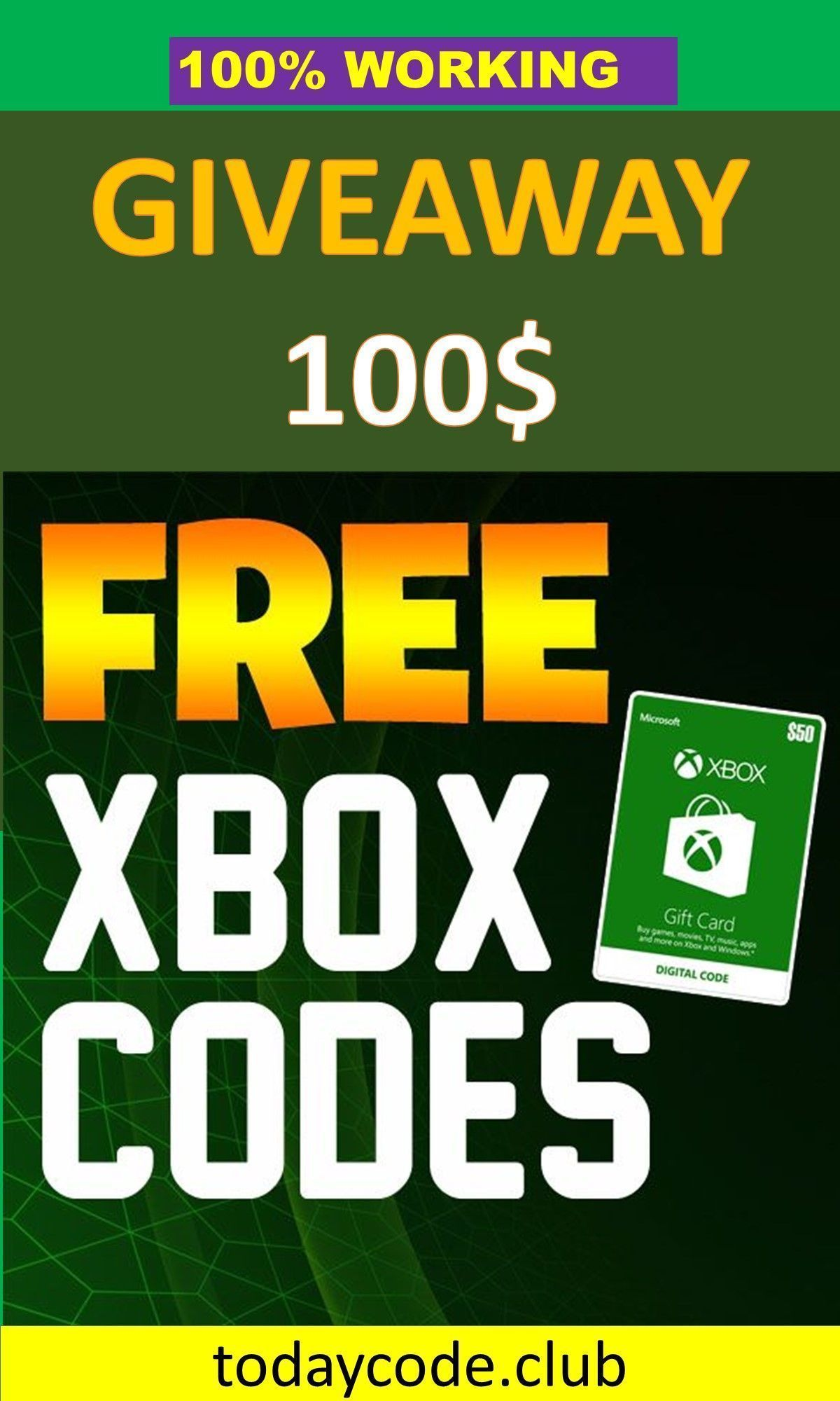 Free xbox gift card generator get an xbox gift card