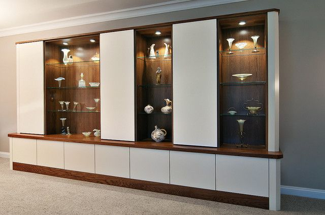 Contemporary Home Study Furniture ⋆ Fine Bespoke Fitted Furniture