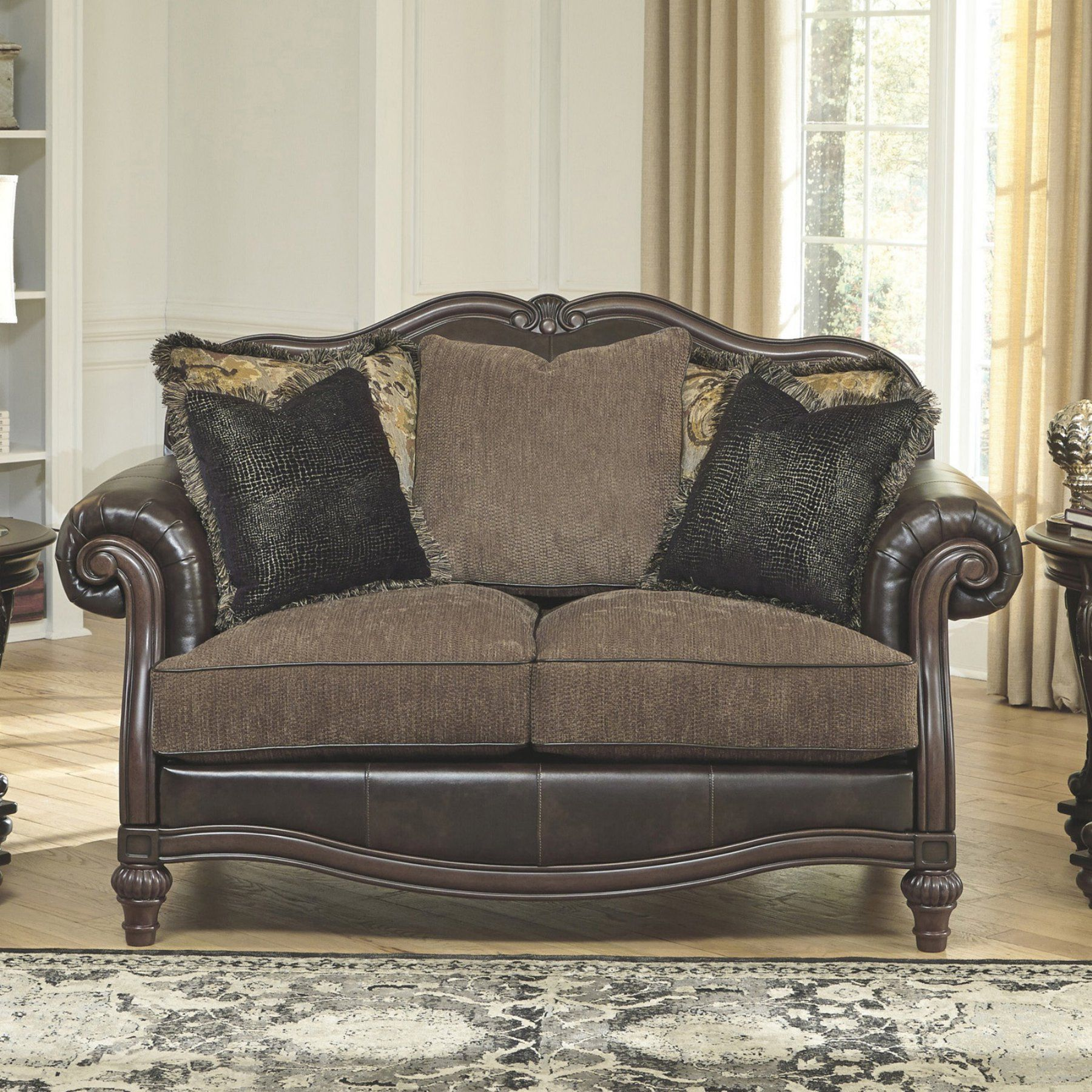 Signature Design By Ashley Winnsboro Durablend Loveseat  5560235
